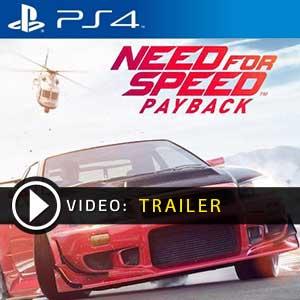 Acquista PS4 Codice Need for Speed Payback Confronta Prezzi