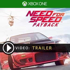 Acquista Xbox One Codice Need for Speed Payback Confronta Prezzi