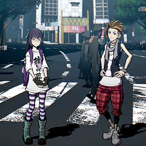 NEO The World Ends with You - Coppia