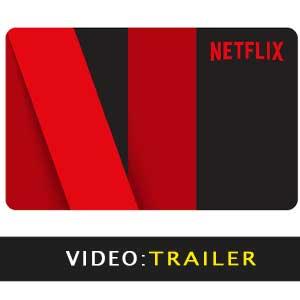 Video del trailer di Netflix Gift Card