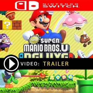 Acquistare New Super Mario Bros U Deluxe Nintendo Switch Confrontare i prezzi