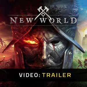 Video del New World Trailer