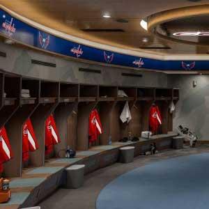 NHL 21 Spogliatoio