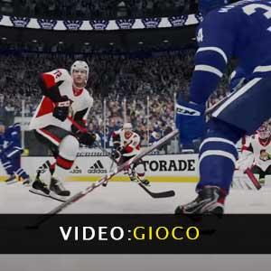 NHL 21 Video di gioco
