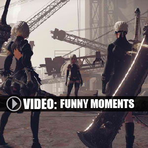 Nier Automata Funny Moments