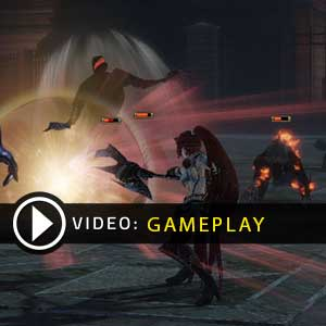 Nights of Azure 2 Bride of the New Moon Gameplay Video
