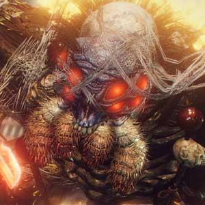 Nioh 2 The Complete Edition ragno gigante