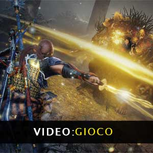 Nioh 2 The Complete Edition video di gioco