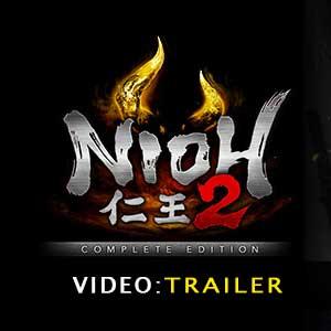 Nioh 2 The Complete Edition trailer video