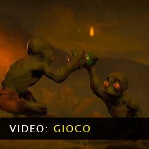 Oddworld Soulstorm Video di gioco
