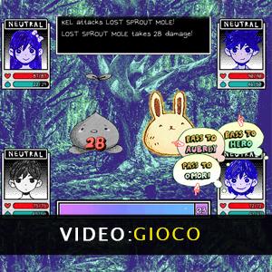 Omori Video di gioco