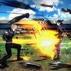 One Punch Man - Blizzard infernale