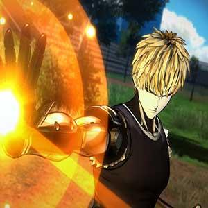 One Punch Man - Genos