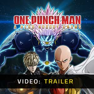 One Punch Man A Hero Nobody Knows Video Trailer
