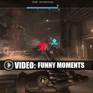 Overwatch Momenti divertenti
