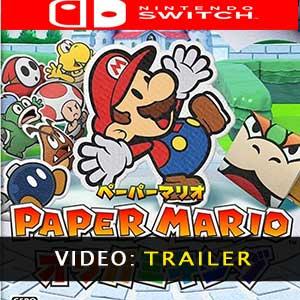 Acquistare Paper Mario The Origami King Nintendo Switch Confrontare i prezzi