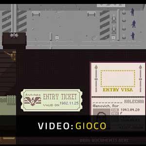 Papers Please Video del gioco