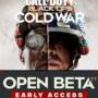 CoD Cold War – MP OPEN BETA accesso anticipato