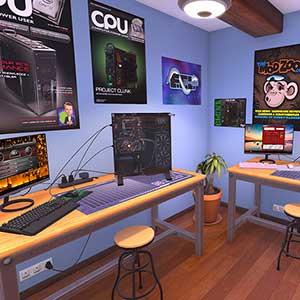 PC Building Simulator Officina
