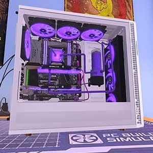 PC Building Simulator Sintonizzatore GPU