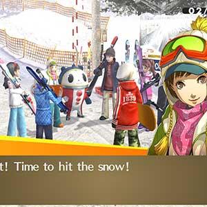 ha colpito la neve