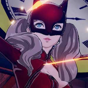 Persona 5 Strikers Ann Takamaki