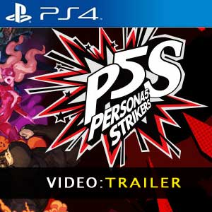 Persona 5 Strikers Video del rimorchio