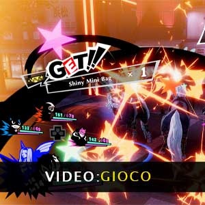 Persona 5 Strikers Video di gioco