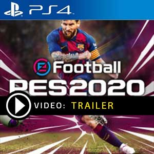 PES 2020 PS4 Prices Digital or Box Edition