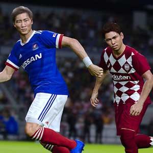 PES 2021 Season Update calcio