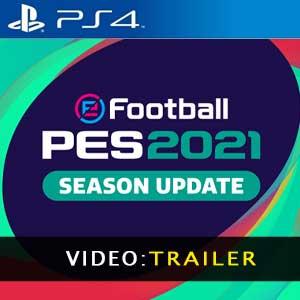 PES 2021 Season Update video trailer