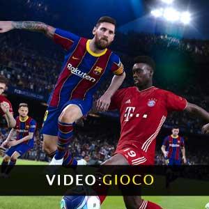 PES 2021 Season Update video di gioco
