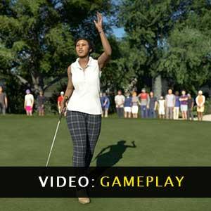 PGA Tour 2k21 Gameplay Video