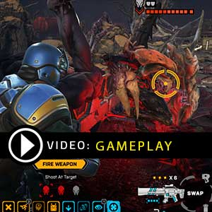 Phoenix Point Gameplay Video