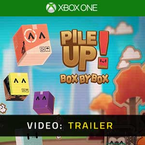 Pile Up Box by Box Xbox One Video Trailer