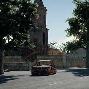 Mappa di PlayerUnknowns Battlegrounds Miramar
