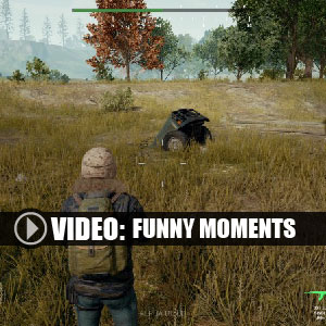 Playerunknowns Battlegrounds Funny Moments