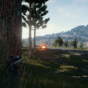 Playerunknowns Battlegrounds L'uomo cecchino