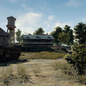 Playerunknowns Battlegrounds Ampio campo di battaglia