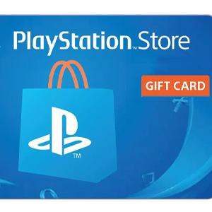 Playstation Gift Card Carta regalo del PlayStation Store