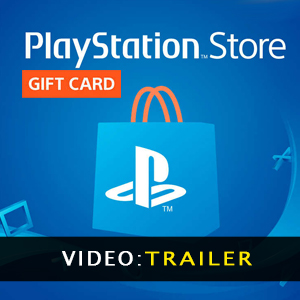 Playstation Gift Card Trailer