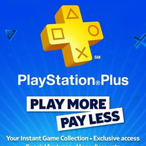 Playstation Plus 365 Days CARD - 365 giorni di abbonamento