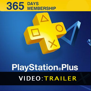 Playstation Plus 365 Days Card - Video Trailer