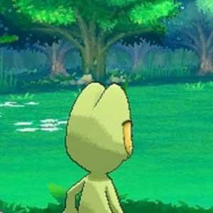 Pokemon Alpha Sapphire Nintendo 3DS Personaggi