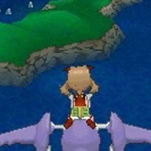 Pokemon Alpha Sapphire Nintendo 3DS Isola