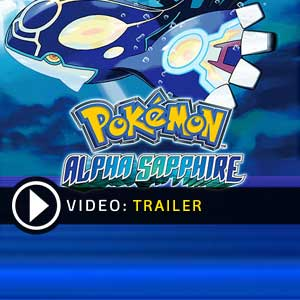 Acquista Codice Download Pokemon Alpha Sapphire Nintendo 3DS Confronta Prezzi