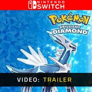 Pokémon Brilliant Diamond Nintendo Switch Video Trailer