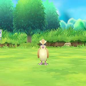 lancio di movimento per catturare i Pokémon
