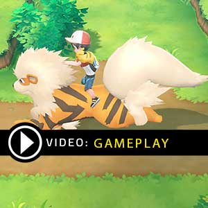 Pokemon Lets Go Pikachu Gameplay Video