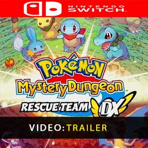 Pokemon Mystery Dungeon Rescue Team DX Nintendo Switch Prices Digital or Box Edition